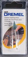 Dremel Rubber Polishing Point Rotary Power Tool Buffer Polisher #463