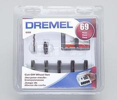 Dremel Cutting Kit 69 pcs. Rotary Power Tool Cutting Bit #688-01