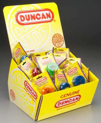 Duncan Toys Classic Yo-Yo Display (36) -- Yo-Yo Toy -- #3036dy