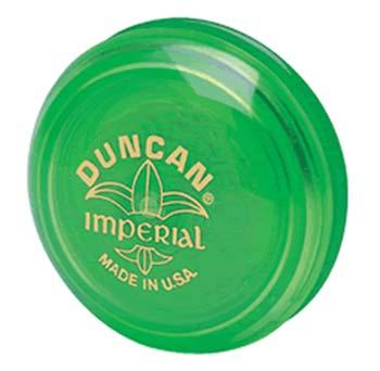 Duncan Toys Imperial Yo-Yo Assorted -- Yo-Yo Toy -- #3124im