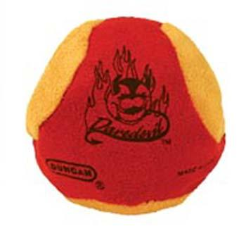 Duncan Toys Daredevil 5-Panel Footbag w/CD-ROM -- Novelty Toy -- #3905pe