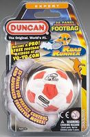 Duncan Roadrunner 32 Panel FootBag Novelty Toy #3932sa