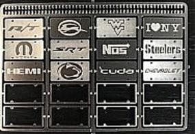 Detail Master 3208 1//24-1//25 Wired Distributor Standard Kit White