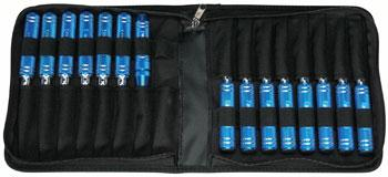 Dura Trax 15-Pc Ultimate Tool Set w/Pouch