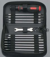 Dura-Trax 19-in-1 Tool Set w/Pouch For Traxxas