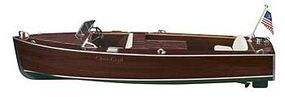 Dumas Chris-Craft Utility Boat Kit 24 RC Wooden Scale Powered Boat Kit #1240