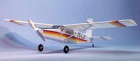 Dumas 40 Wingspan Pilatus Porter Wooden Aircraft Kit (suitable for elec R/C)