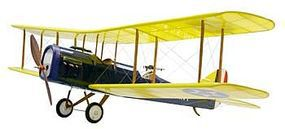 Dumas 35 Wingspan DH4 Wooden Aircraft Kit (suitable for elec R/C)