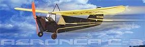 Dumas 40 Wingspan Aeronica Wooden Aircraft Kit (suitable for elec R/C)
