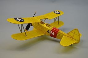 Dumas 18 Wingspan Stearman PT17 Rubber Pwd Aircraft Laser Cut Kit