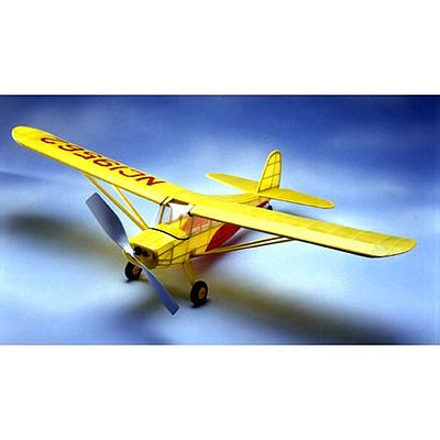 Dumas 30'' Wingspan 7AC Champion Rubber Pwd Aircraft Laser Cut Kit