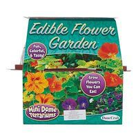 Dunecraft Edible Flowers Garden