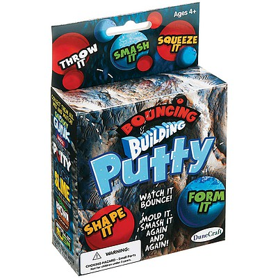 Dunecraft Bouncing Building Putty