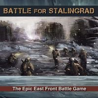 DVG Battle for Stalingrad The Epic East Front Warfare Game