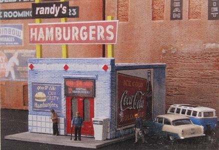 Downtown Deco N Randy's Burgers