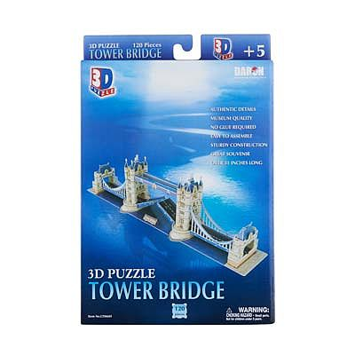 Daron Worldwide Trading Inc. London Tower Bridge 3D 118pcs