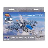 Daron F-16 Fighting Falcon 110pcs Building Block Set #14188