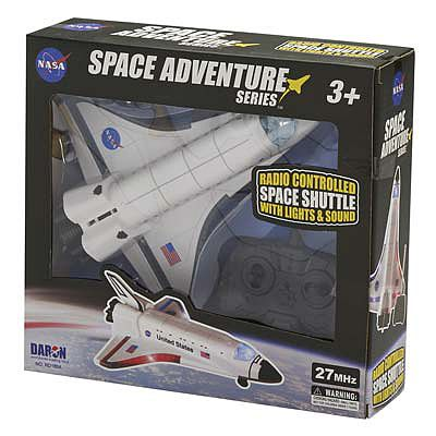 Daron Worldwide Trading Inc. Space Shuttle R/C w/Lights/Sound