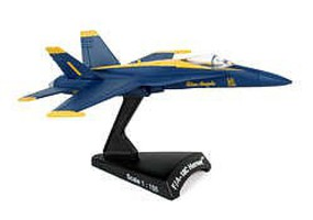 Daron 1/150 F/A18C Hornet Blue Angels Aircraft