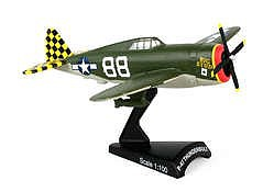 Daron Worldwide Trading Inc. 1/100 P47 Thunderbolt Big Stud Aircraft