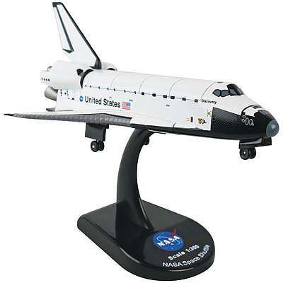 Daron Worldwide Trading Inc. 1/300 Space Shuttle Discovery