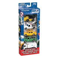 Daron NYC Vehicle Set (5)