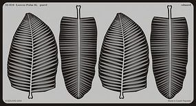 Eduard-Models Palm Leaves II Miscellaneous Detailing Item 1/35 Scale #35616