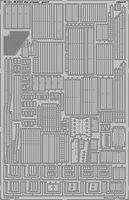 Eduard-Models Armor- M1127 Slat Armor Plastic Model Vehicle Accessory 1/35 Scale #36131