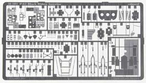 Eduard-Models Photo Etch Set P-61 Black Widow Interior Plastic Model Aircraft Decal 1/48 #48382