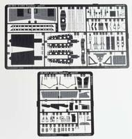 Eduard-Models Photo Etch Set F-101 Voodoo Plastic Model Aircraft Decal 1/48 Scale #48394