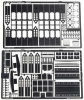 Eduard-Models Photo Etch Set He 111 Bomb Bay Plastic Model Aircraft Decal 1/48 Scale #48426