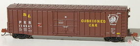 Eastern-Seaboard N X58B Boxcar PRR 114261 ACS N Scale Model Train Freight Car #901000