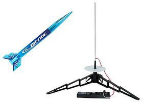 Estes Riptide Model Rocket Starter Set Ready To Fly #1403