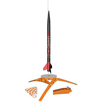 Estes Rockets Journey E2X Easy-to-Assemble -- Model Rocket Launch Set -- #1441