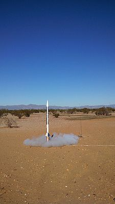 Estes Rockets F15-6 Model Rocket Engines (2) -- 29mm Pro-Series II Rocket Motor -- #1652
