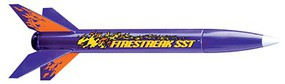 Estes Firestreak Model Rocket Kit (12/Bulk Pk)