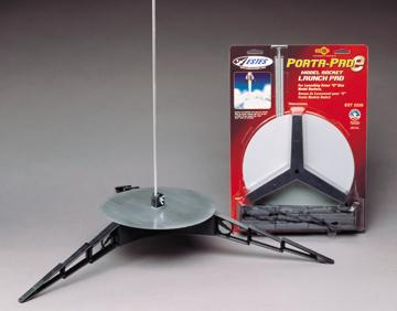 Estes Rockets E Model Rocket Launch Pad -- #2238