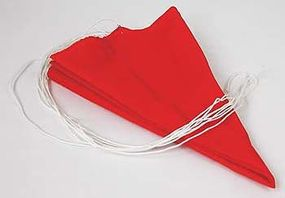 Estes 24 Nylon Model Rocket Parachute Pro Series II Pre-Assembled #2261