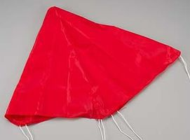 Estes 30 Nylon Model Rocket Parachute Pre-Assembled #2273