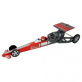 Estes Rockets Red Blurzz Dragster -- Ready To Fly Model Rocket -- #2501