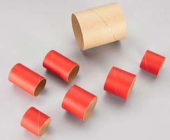 Estes Large Model Rocket Tube Coupler Pack Assorted Sizes #303196