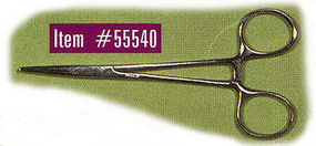 Excel Stainless Steel Hemostat 5 Straight