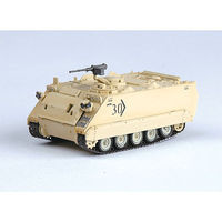 Easy-Models M113A2 Tank Pre-Built Plastic Model Tank 1/72 Scale #35008