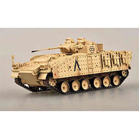 Easy-Models MCV 80 1stBnStaffordshire Reg 91 Plastic Model Tank Kit 1/72 Scale #35035