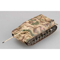 Easy-Models Jagdpanzer IV West Front 45 Pre Built Plastic Model Tank 1/72 Scale #36128