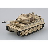 Easy-Models TIGER I LATE RUSSIA #300 1-72