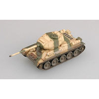 Easy-Models T-34/85 IRAQI ARMY Pre-Built Plastic Model Tank 1/72 Scale #36273