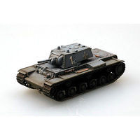 Easy-Models KV-1 CAPTURED 8th Div Pre-Built Plastic Model Tank 1/72 Scale #36277