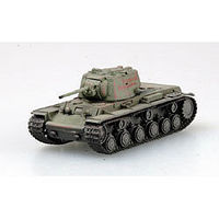Easy-Models KV-1 1942 Russian Army Beg Pre Built Plastic Model Tank 1/72 Scale #36289