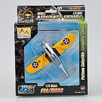 Easy-Models F2A-2 VF-2 USS CV-2 Plastic Model Airplane Kit 1/72 Scale #36380